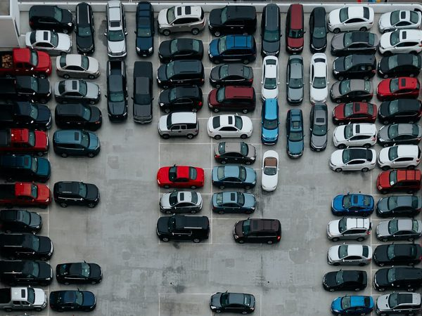 Parkplatzbewachung